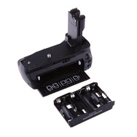 Professional camera Battery Grip for Canon EOS 7D replace BG-E7 - Free Shipping