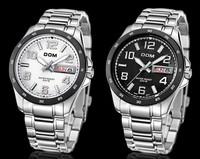 military watch men   Dom    dual calendar luminous dive quartz           mens watches men wristwatches relogio masculino reloj