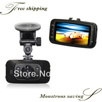 HD Camera Car DVR with 3D G-Sensor