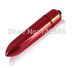 Hot sale Mini silver bullet vibrator,waterproof magic bullet adult toy(China (Mainland))