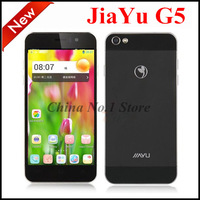 Only 1PCS Stock Send out at Once Jiayu G5 Phone Full Metal Body quad core MTK6589T android phone 3+13MP camera 1GB RAM 4GB ROM