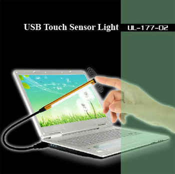 LED touch sensor light Dimmable USB lights for PC Laptop Desktop Computer Arbitrarily adjust the brightness and reorientation