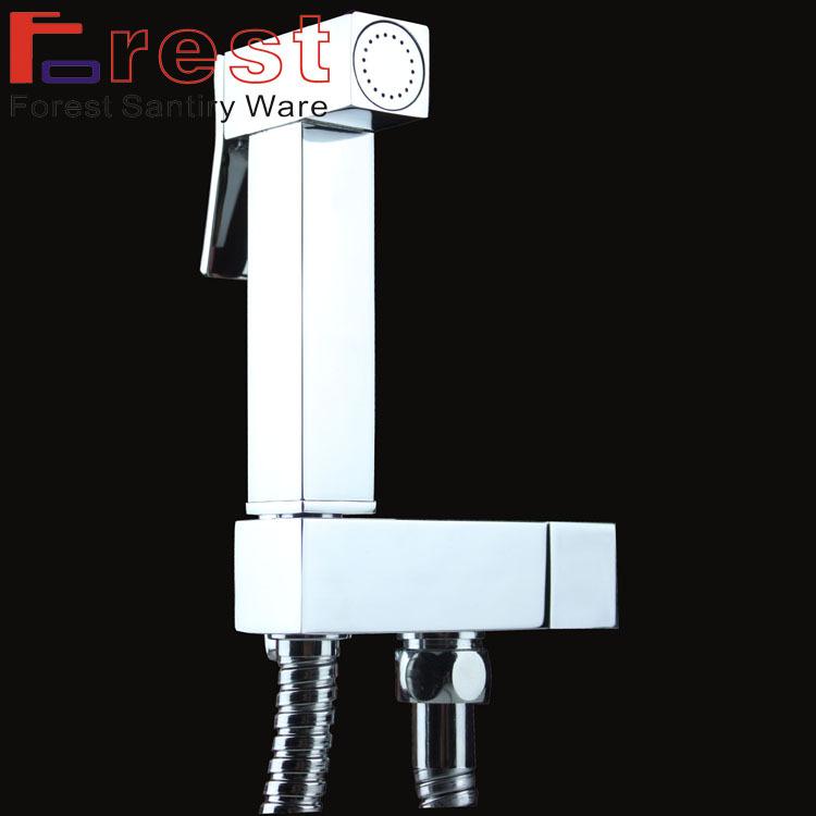 Kupfer einlochmontage badewanne mischventil bidet-armatur spray bidet-armatur spray bidet dusche