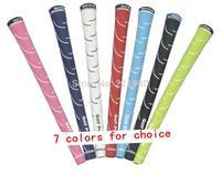 DHL Free Shipping! 25 PCS New Design Standard Rubber Golf Grips