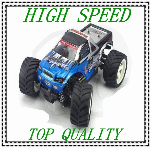 NEW 4WD 4CH 1:18 Remote Control RC Car Electric 30km/h Speed RC Cross Country Vehicle RC Off-road Vehicle Drift Race Car Truck(China (Mainland))