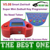 2014 Newest Mini ZedBull V5.08 Professional OBD2 Key Programmer Transponder Smart Zed bull Mini No Login&Tokens Limited CNP Free