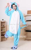 Blue Elephant onesies pajamas  cosplay costumes pajamas