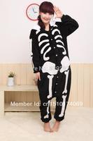 Skeleton onesies pajamascosplay costumes pajamas