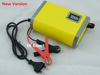 Wholesale 12V Car  Battery Charger 12V lead acid battery charger 12V Motorcycle Battery Charger 12v6a battery Charger
