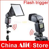 1Set 2pcs Yongnuo RF-603 N1 RF603 RF 603 Flash Trigger 2 Transceivers for D800 D3X D3 D2X D2H D1H D1X D700 D300 D200 D100