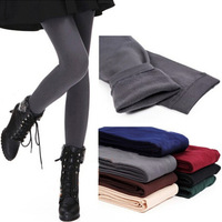 2013 New Arrival  High Waist women warm winter sknny stretch Modal bamboo fiber lengging pant  tights 13 colors free shipping