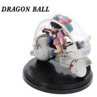 Dragon Ball Bulma and Son Gokou Doll Model for Children