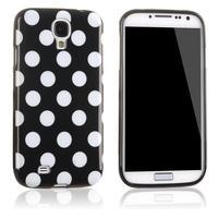 Polka Dot Soft TPU Rubber skin cover for Samsung Galaxy S4 i9500 Phone case drop shipping