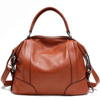 2013 fashion women's handbags cowhide genuine leather one shoulder crossbody lady bag leather messenger bags