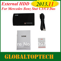 05/2014 Latest version C3/C4 Generic HDD Software Benz Star C3/C4 Das External HDD for any computer MB Auto diagnostic Tool