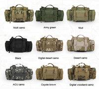 FREE SOLDIER TACTICAL OUTDOOR MUTI-FUNCTIONAL POCKET CAMERA BAG WAIST SHOULDER PACK-33633