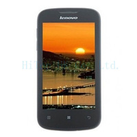 SG post Free orignal multi-language cheapest android Lenovo A690 MTK6575 1Ghz 4 inch GPS 3MP 3G music smart Phones