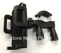 Free Shipping General Motorcycle Bicycle Bike Mobile Phone Mount Holder Stand For Mobiles I5/Note2 n7100/Galaxy s3/iphone4s/GPS