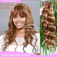 Being Beauty ishow hair brazilian body wave 5pcs brazilian virgin hair color27# 62~72g/piece blonde brazilian hair fast shipping