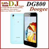 Free shipping Original Doogee Valencia DG800 MTK6582 Quad core 1GB 8GB 13.0MP 4.5 inch IPS Android 4.4 OTG OTA 6 colous