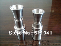 One Direct Inject Domeless Nail, 18mm Direct Inject Domeless titanium Nail (No Adapter Needed)-female joint,Paypal is available