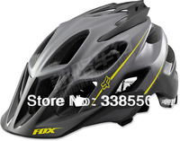 Free shipping Fox Flux Helmet eroad bicycle helmet bike helmets super light sport  helmets Cycling helmet bicycle accessories