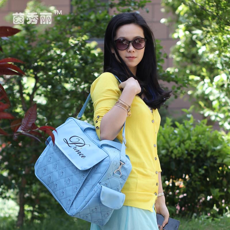 versandkostenfrei mode große kapazität baby wickeltasche wickeltasche billige Mama baby tasche von hochwertige Verarbeitung