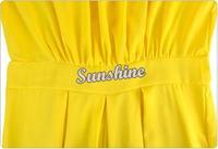 Women's Ladies Fashion Loose Spaghetti Strap Chiffon Wide Leg Pants Maxi Jumpsuit 17149