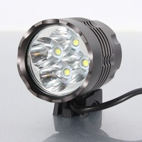 2013Hotsale!!  10pcs/lot 5200 Lumens  4x CREE XML XM-L T6 LED Cycling Bicycle Bike Light  +Shipped By DHL takes only 3~5days