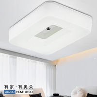 LED ceiling lamp modern minimalist bedroom living room den kitchen lighting fixtures