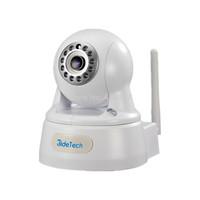 Wireless IP Camera 720P 1.0 Megapixel P2P Plug and Play Onvif TF Card Pan and Tilt CCTV Wifi Camera