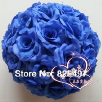 20cm rose ball decoration flower ball artificial flower bouquet decoration silk rose balls