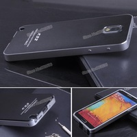 Note 3 n9000 Matting Metal Surface Ultrathin Aluminum Bumper Case For Samsung Galaxy Note 3 Case Free Shipping