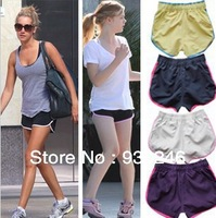 Quick-drying shorts original single big yards beach woman running casual shorts  8 colors Large Sizes