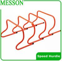 "6"" Agility Hurdle  frame PVC hurdler 4PCS/SET"