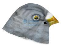 2013 New Hot Halloween Realistic Pigeon Mask Latex Full Head Animal Mask Dropshipping TK1173
