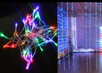 Hot sale New 2014 Colorful 4M 30 LED String Fairy Party Festival Decor Light Lamp Bulb AA Battery TK0198