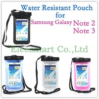 Smartphone Universal 20M Waterproof Underwater Transparent Dry Bag Case Pouch Cover Hands Free With Strap for iPhone for Samsung
