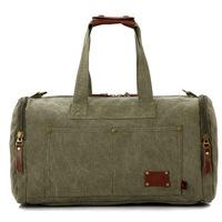 Free Shipping Canvas travel bag large capacity bags shoulder bag women's handbag travel duffle