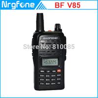 New Arrival FM Ham Radio VHF Baofeng BF V85 Two-Way Radio 5-8KM Distance Walkie Talkie Freeshipping