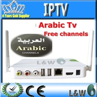Android arabic IPTV Q8 iptv lifelong account  DDR1GB can be as Network Router Have 200+Arabic Channel and 200+Europen Channel