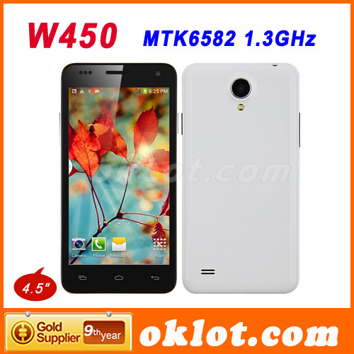 Unlocked-Android-phone-Cheap-W450-MTK6582-Quad-Core-1-3GHz-Android-4-2 ...