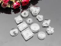 25pcs DIY Liquid Ring Necklace Bottles(11 styles avaialbe),glass bubble Liquid rings,Glass Globe Bubble Vial rings