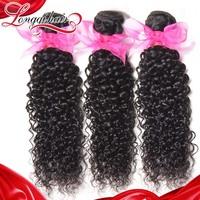 3pcs lot Peruvian Virgin Hair Deep Curly Cheap Weaves 6a Unprocessed Virgin Human Hair Peruvian Jerry curly Hair Extension