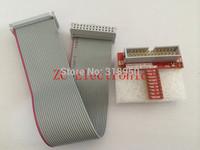 Raspberry pie Raspberry PI GPIO adapter plate gold plug-in version+GPIO cable kit for arduino