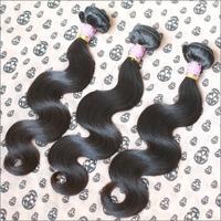 Rosa Hair Products Peruvian Virgin Hair Body Wave Unprocessed Human Hair Weave Extension Natural Black Hair Free Shipping