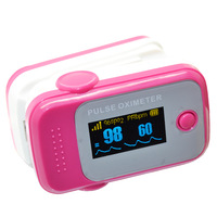 Health care Free shipping Fingertip Pulse Oximeter Blood Oxygen SpO2 PR saturation oximetro monitor OLED Beep Alarm  retail