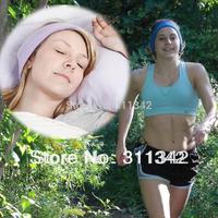 Sports Running Sleeping Mask Headband Headphone Headset 3.5mm for Cell Phone Mobile Iphone /Ipod/Blackberry/Nokia