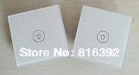 No Cost Shipping EU/UK Type 1 Gang 2 Way Home Touch Switch,England Hotsale