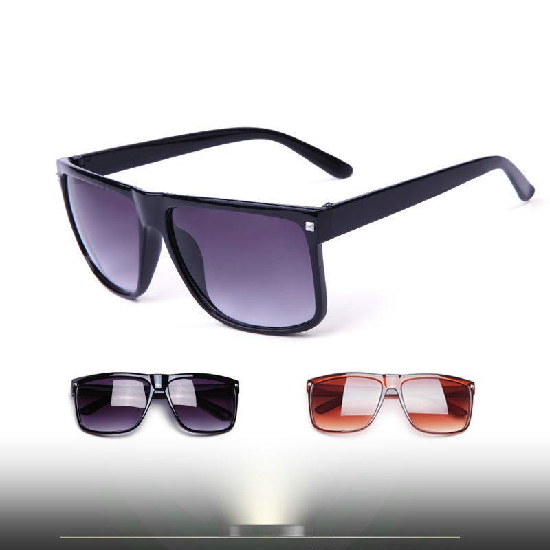 Men's Sunglasses 2015 Hot Oculos Vintage Rivet Sun glasses Women Brand Designer Sports Coating Eyewear Frames High Quality UV400(China (Mainland))